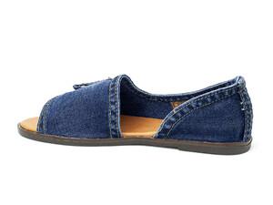 a5b1d181a3051 Džínové jeansové riflové boty dámské - mustang shoes