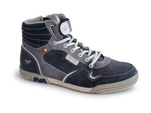 Zimní pánské boty Mustang - mustang shoes bba00b7dbc